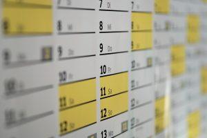 qeyri-iş günü, 2020-ci il üçün tətil günləri, qeyri-iş günü
